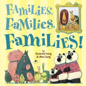 Families Families Families  - Preschool Reading List