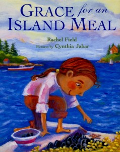Grace for an Island meal - Preschool Reading Book List