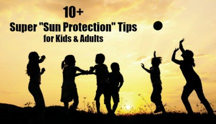 Sun UV Protection for Kids Babies Toddlers