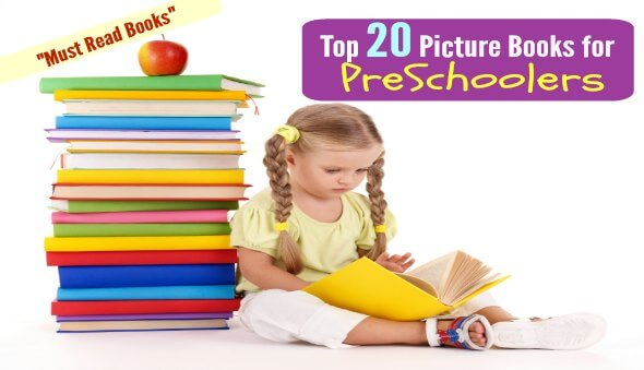 "Top 20 ""Must Read"" Picture Books for Preschoolers – Part 2 of 2"