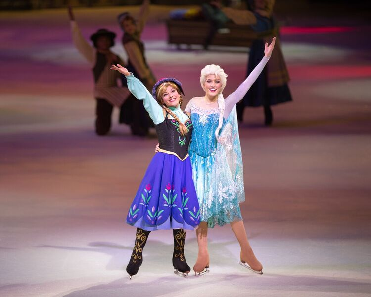 Disney on Ice Singapore 2018 Tickets Dates
