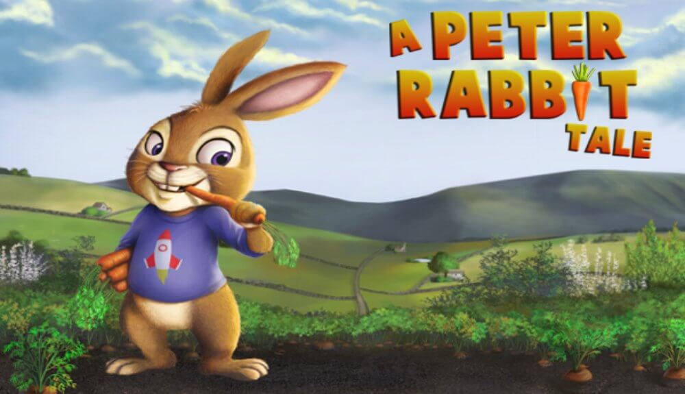 """A Peter Rabbit Tale"" Live on Stage & Tickets Giveaway!"