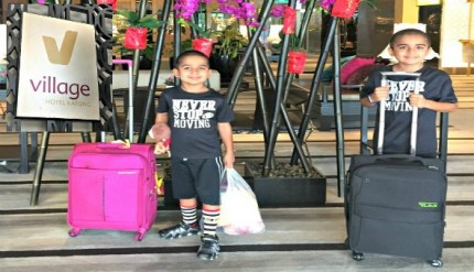 Village Hotel Katong Hotel Promotion Holiday Kids Places to Stay Singapore