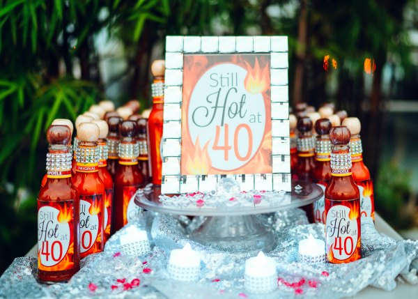 Fabulous 40th Birthday Wedding Planning Party Venue Cake Macarons Decorations Flowers Ideas Singapore Photobooth Still Hot At 40