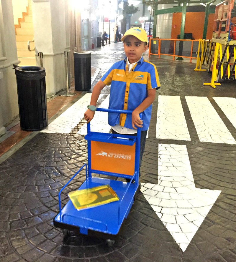 4 KidZania Singapore Promotions Discount Coupons School Holidays