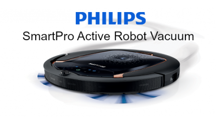 9 Philips SmartPro Active Robot Vacuum Review Giveway Promotions Discounts Where to Buy