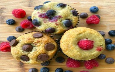 Healthy Muffin Recipe (for Picky Eaters)