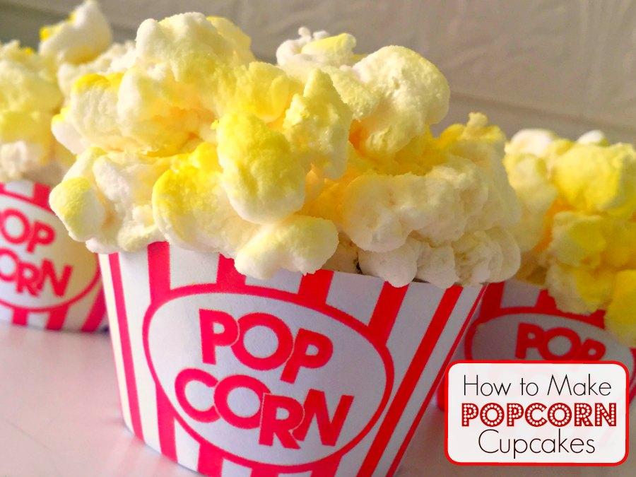 Popcorn-Cupcakes-Movie-Night-Party