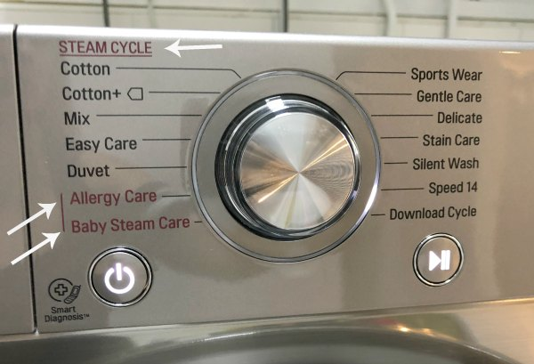 LG Twin Wash Washing Machine Two Loads Baby washing machine Singapore