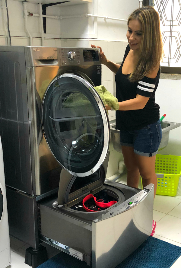 LG Twin Washing Machine Review Singapore Promotions Where to buy Best Washing machine for families