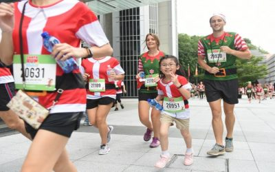 Santa Run for Wishes 2018 – A Fun Holiday Family Charity Event